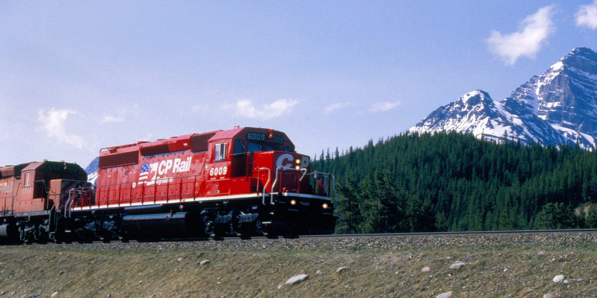 Canadian Pacific to buy Kansas City Southern in $25 billion railroad merger