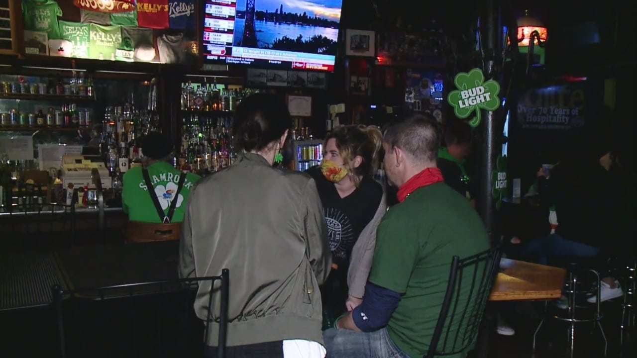 With pandemic, many around Kansas City try to experience St. Patrick's Day fun in different ways | FOX 4 Kansas City WDA…