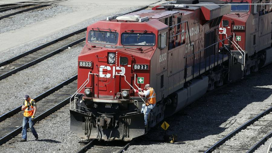 Canadian Pacific agrees to buy Kansas City Southern for $29bn