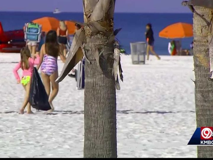 Some doctors concerned about spread of COVID-19 during spring break