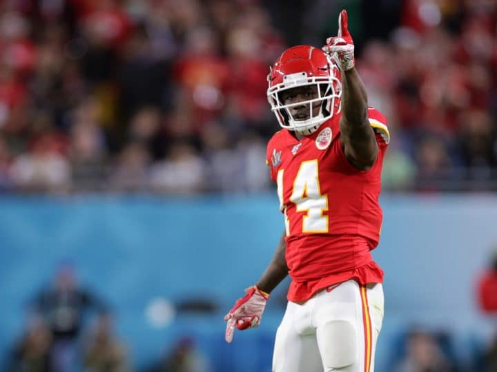 Chiefs WR Sammy Watkins signs 1-year deal with Ravens, reports say | FOX 4 Kansas City WDAF-TV