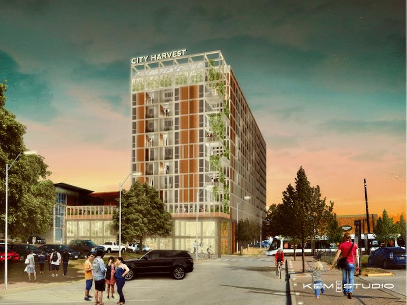 Advisory Group Endorses 12-Story Apartment Tower for River Market – CitySceneKC