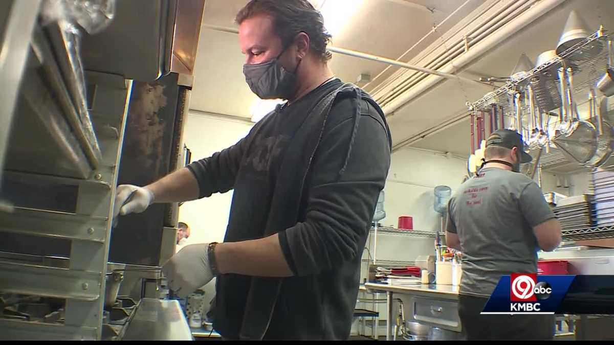 Kansas City catering business forced to pivot when COVID-19 hit