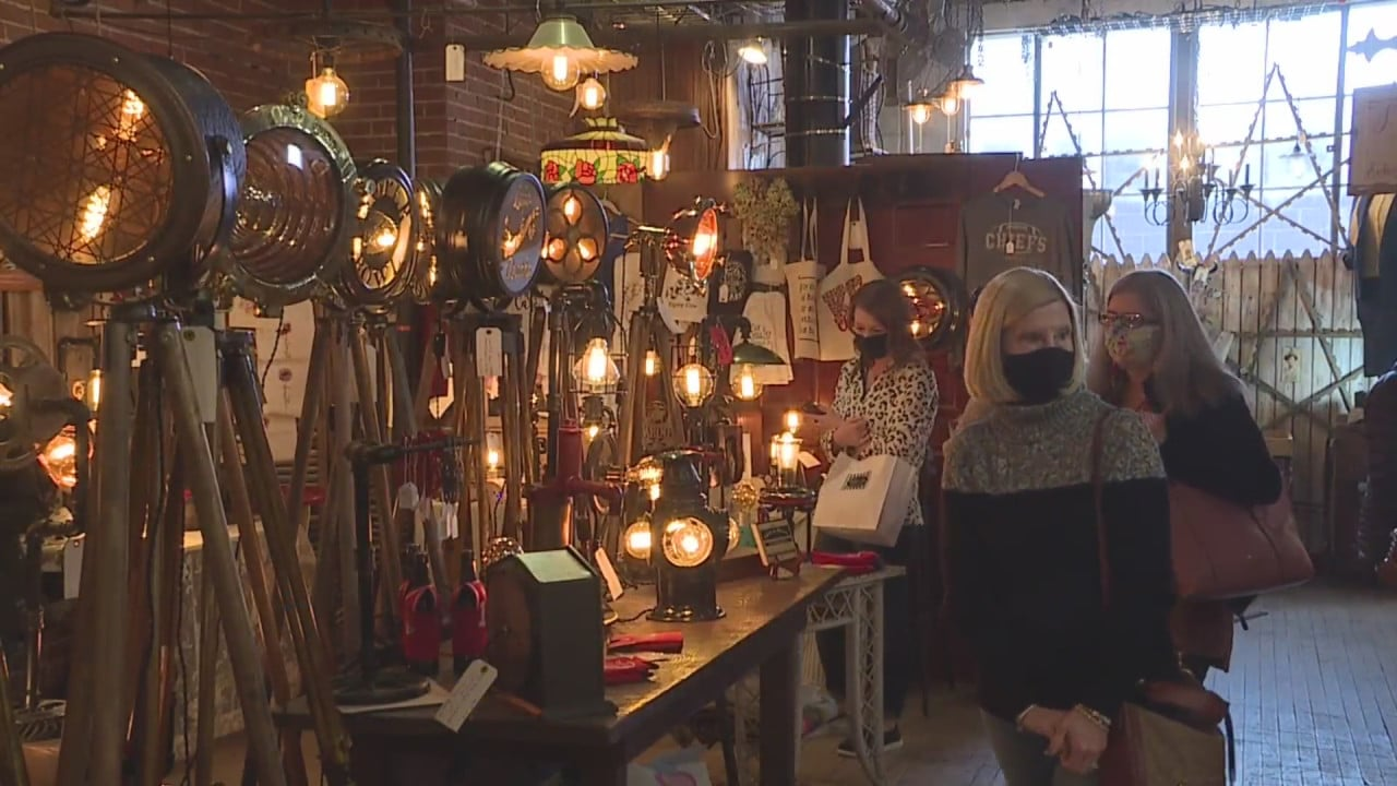 With temperatures up, COVID cases down, First Friday businesses happy to see more customers | FOX 4 Kansas City WDAF-TV