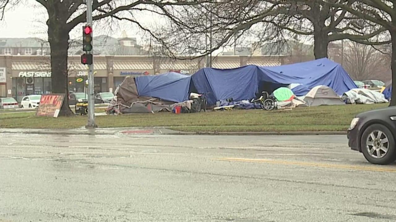 Westport business owners raise concerns over growing homeless camp | FOX 4 Kansas City WDAF-TV