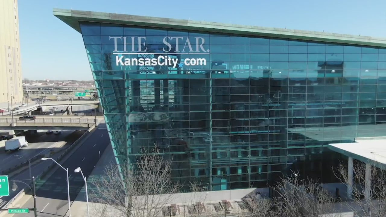 With printing presses no longer in service, Kansas City Star building goes up for sale | FOX 4 Kansas City WDAF-TV