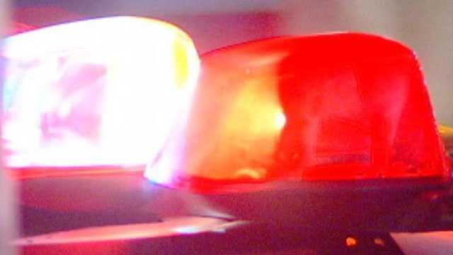 KCPD officers injured in two separate crashes Saturday night