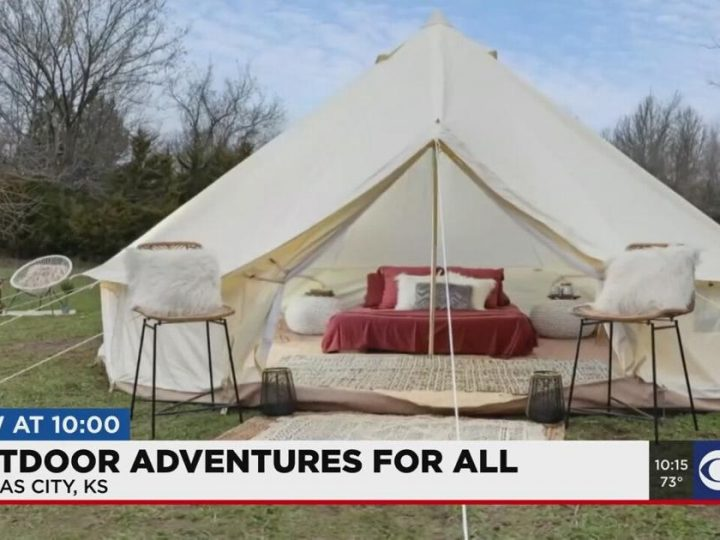 Local business brings new look to camping | News