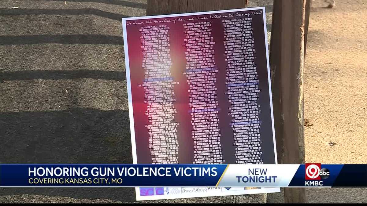 Church remembers victims of violence in Kansas City on Easter Sunday