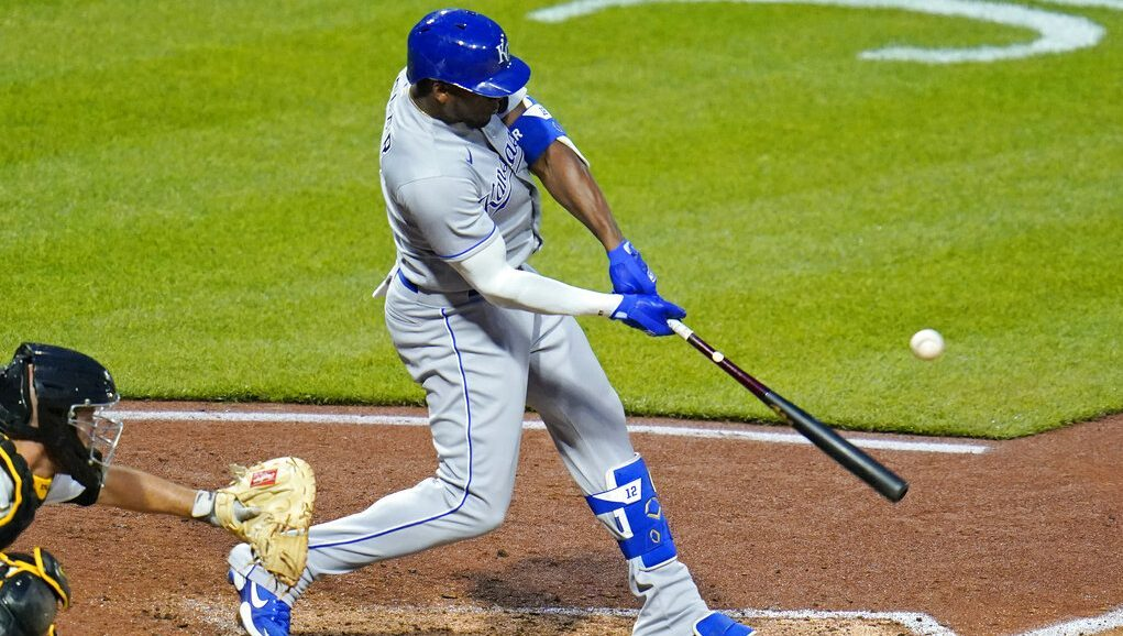 Kansas City Royals have best record in the MLB at 15-8