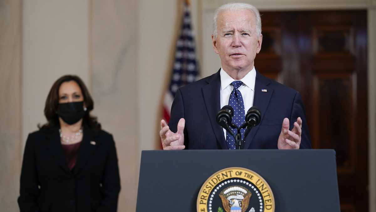 This is where Biden stands on key promises as he nears 100 days in office