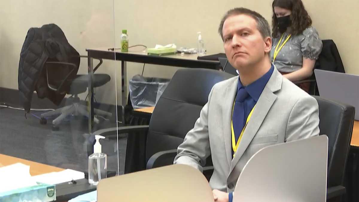 Derek Chauvin convicted in George Floyd's death