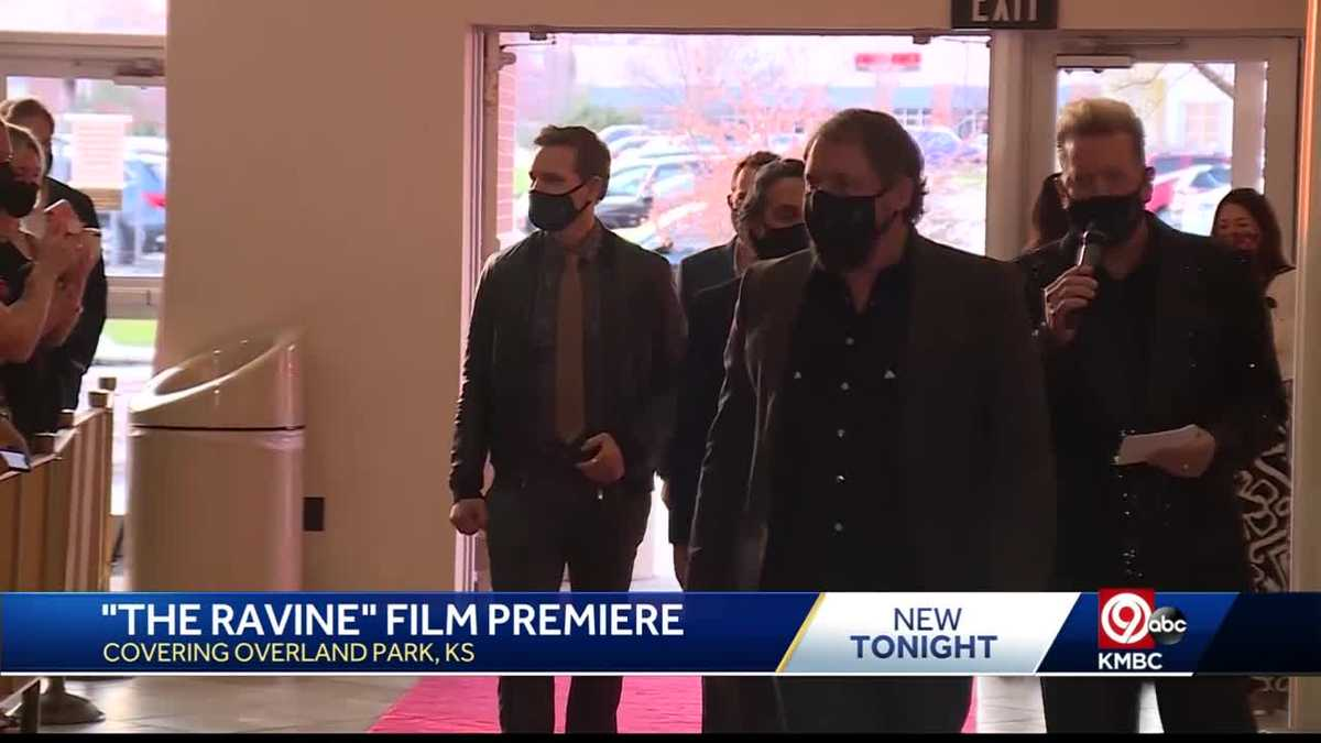 Movie 'The Ravine' premieres in Overland Park Friday
