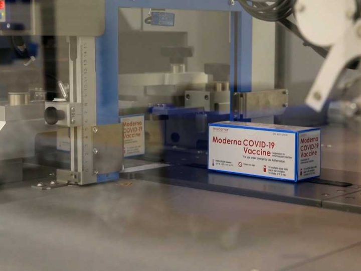 Moderna plans to increase global supply of COVID-19 vaccine