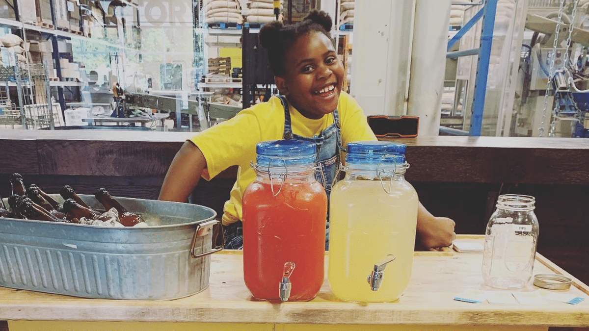 11-year-old KC entrepreneur launches business