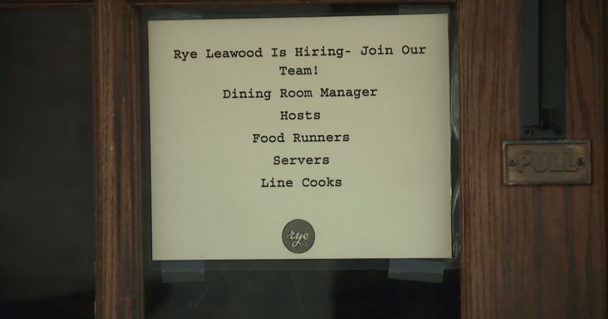 Kansas City-area restaurants struggle to hire employees as business picks up