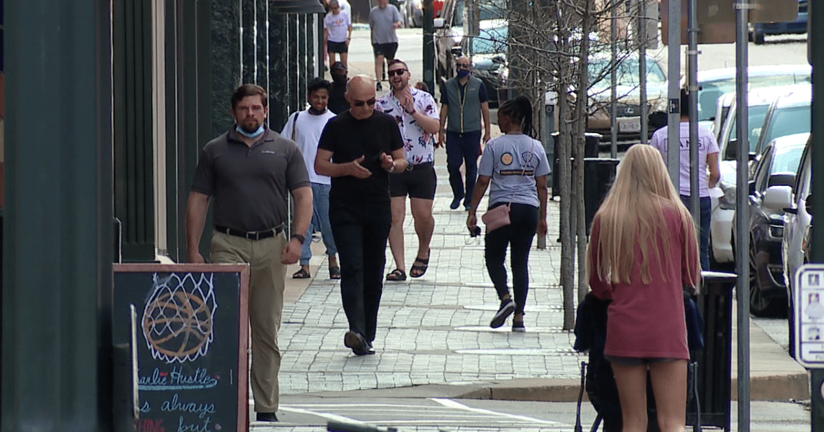 Kansas City businesses hope sales blossom amid spring weather