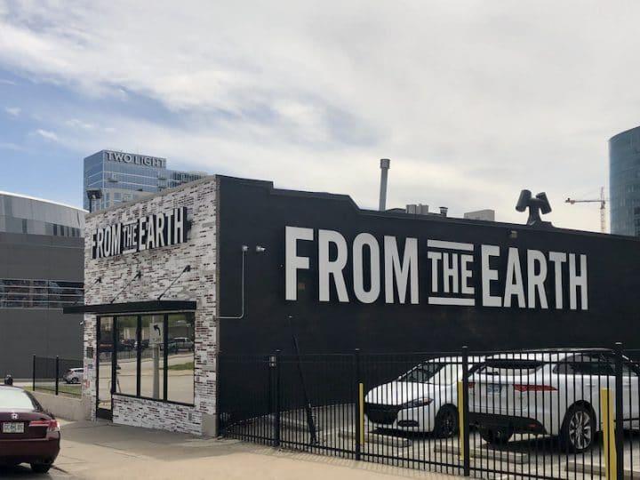 'From the Earth' Marijuana Dispensary Sprouts Near T-Mobile Center – CitySceneKC