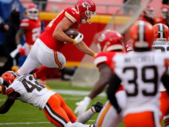 Chiefs to face Browns in Kansas City week 1 of 2021