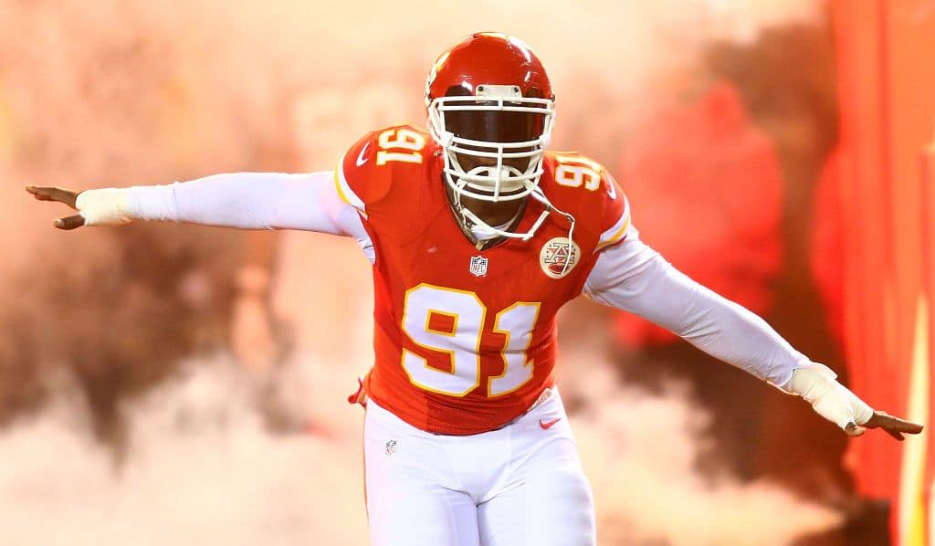 Tamba Hali signs one-day contract to retire with the Kansas City Chiefs