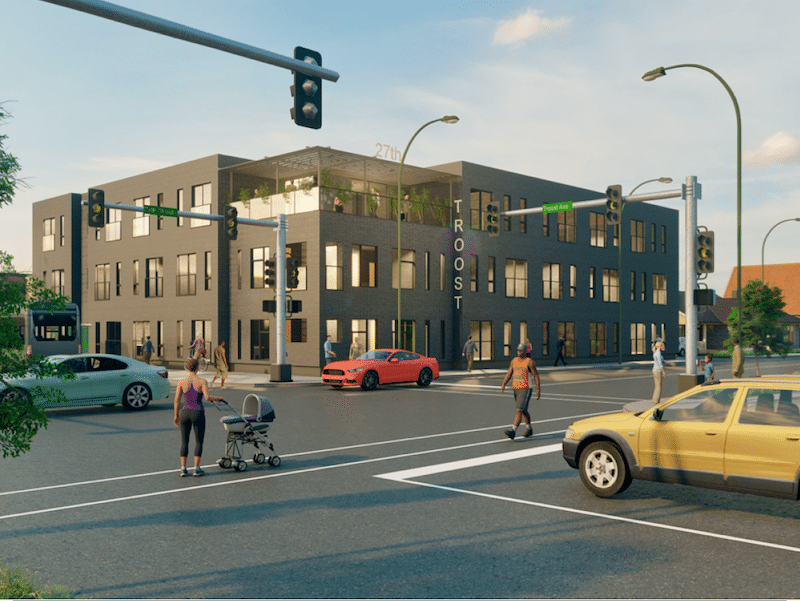 Troost Apartment Plan Moving Forward After Incentive Approval – CitySceneKC