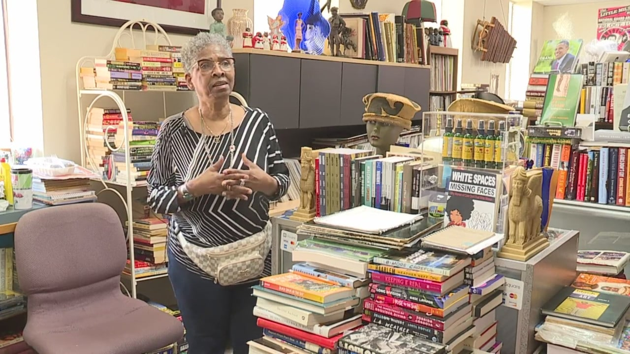Community rallies around Kansas City's only Black-owned bookstore
