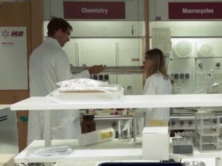 American participates in AstraZeneca vaccine trial