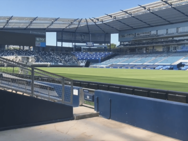 Sporting KC welcomes full capacity at Children's Mercy Park