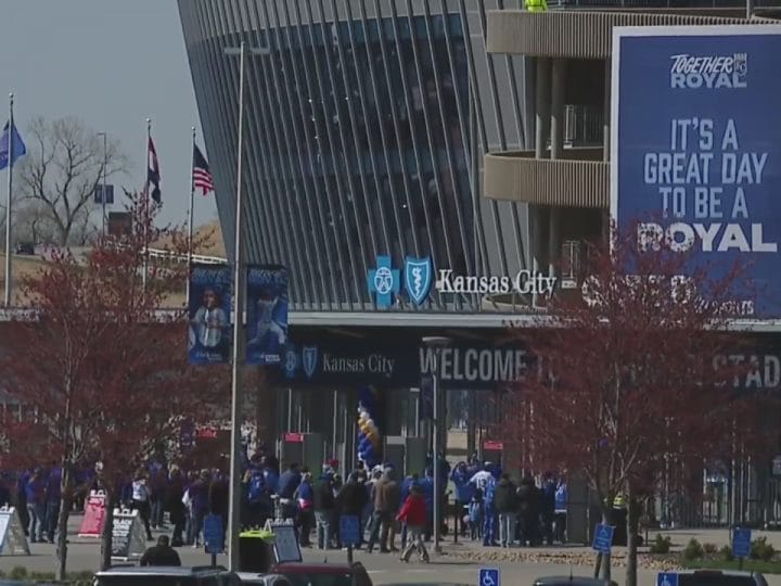 First-place Royals return home in May to increased capacity of fans