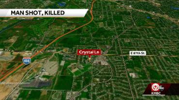 Man found dead outside south KC apartment complex