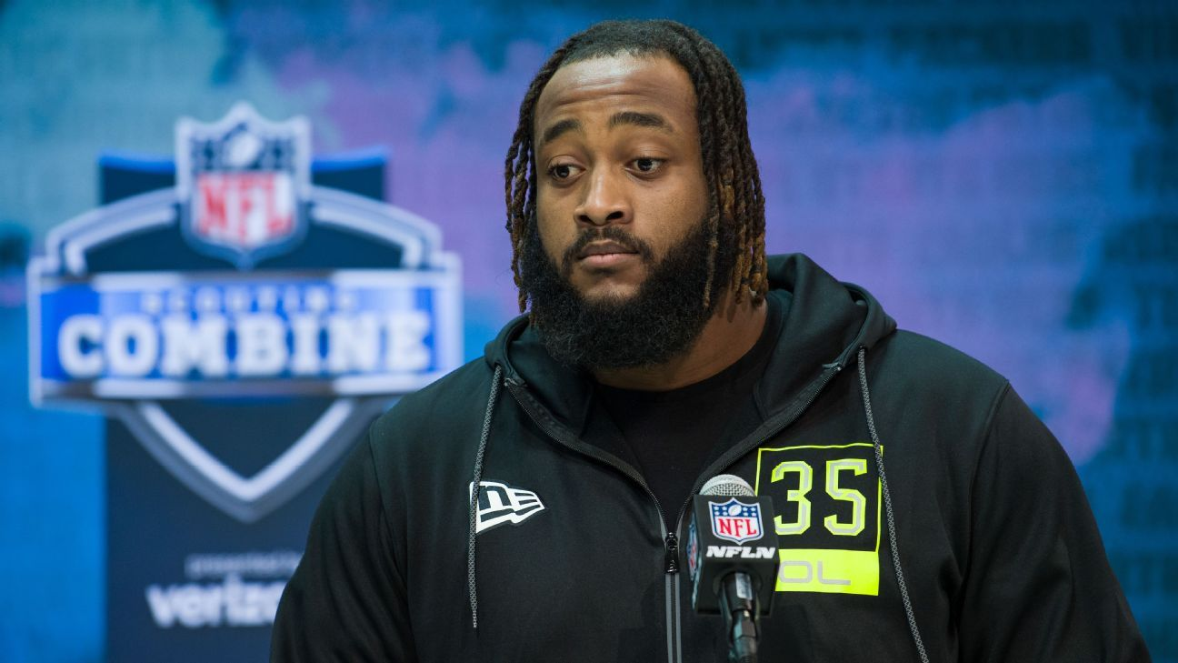 Kansas City Chiefs lineman Lucas Niang opted out but didn't quit working – NFL Nation