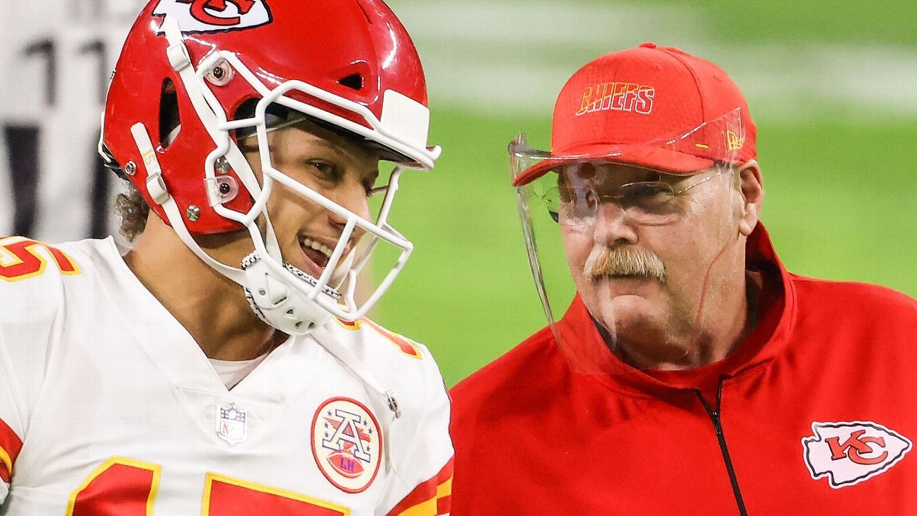 Kansas City Chiefs 2021 schedule: Many obstacles to another fast start – NFL Nation
