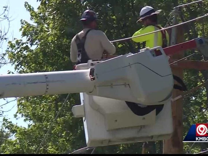 Excelsior Springs residents without power after storm