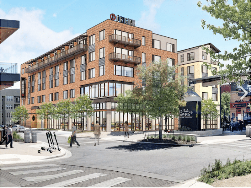 Origin KC, New $30M Hotel Planned for Berkley Riverfront – CitySceneKC
