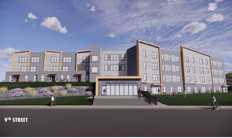Samuel Rodgers Apartment Plan 'Capstone' of Paseo Gateway Redevelopment – CitySceneKC