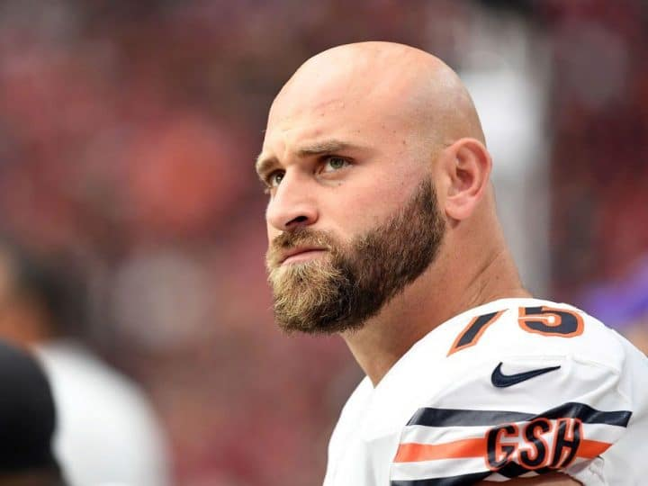 Chiefs guard Kyle Long injures leg, could miss training camp