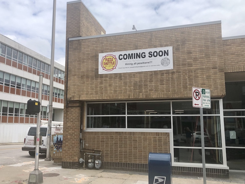 Pizza Shuttle Opening Later This Month in Crossroads – CitySceneKC