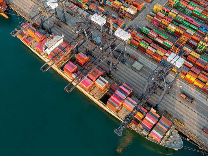 A huge backlog at China's ports could impact your holiday shopping this year
