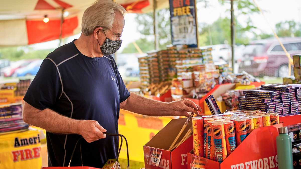 National fireworks shortage happening as Americans prepare for Fourth of July