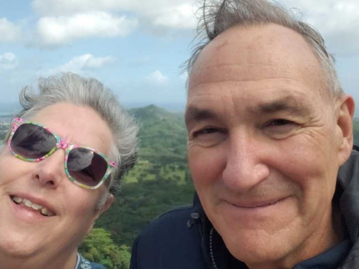 In return to normalacy, couple stuck on a cruise to start pandemic books cruise for next month