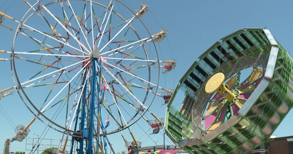 Fourth generation, Kansas City-based family carnival returns to the metro