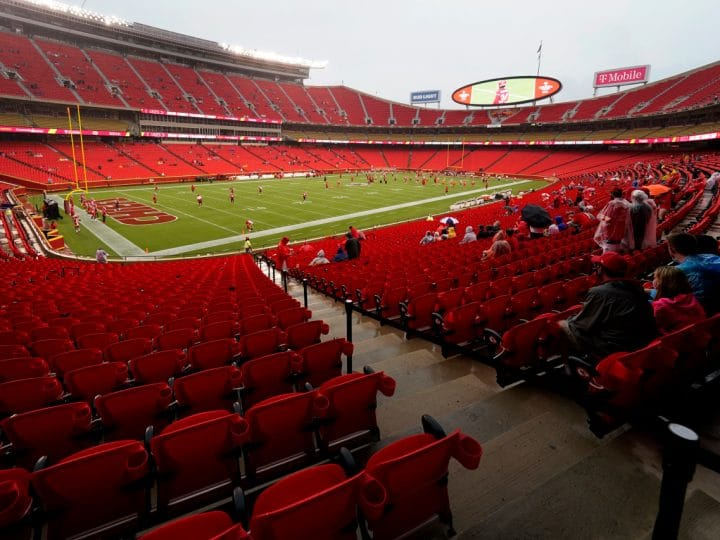 Kansas City Chiefs saw increase in national NFL revenue during pandemic