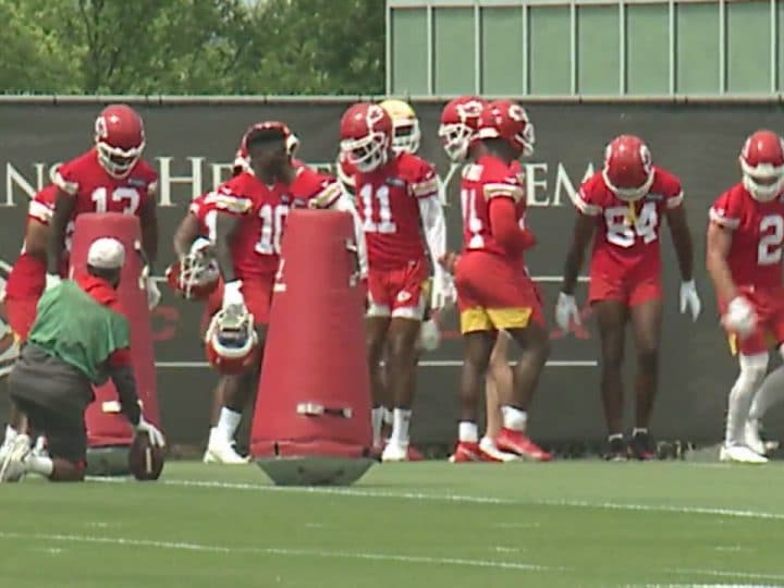 Former Blue Springs Wildcat gets dream opportunity with Kansas City Chiefs