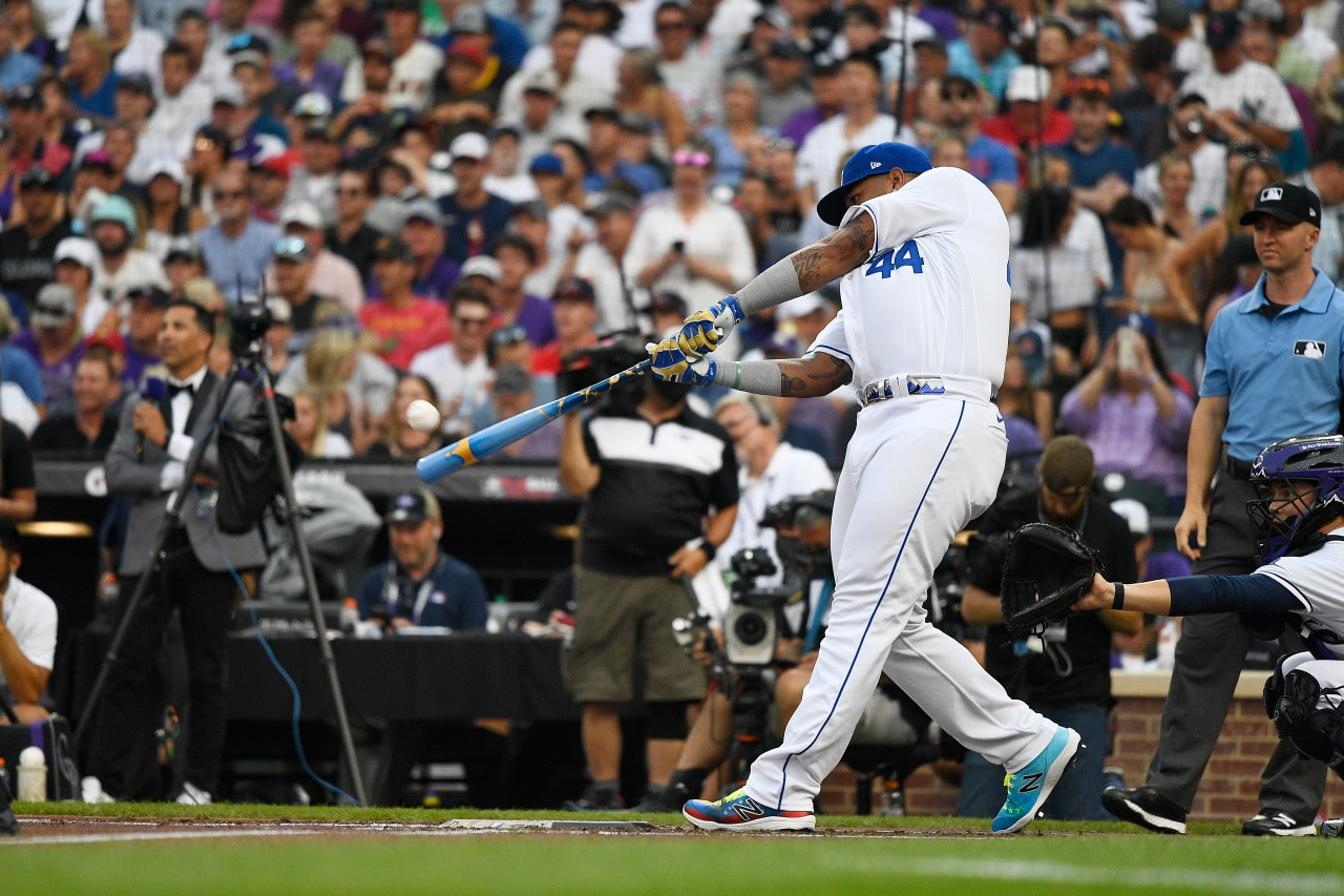 Royals' Perez sets record, Mets' Alonso takes 2nd title