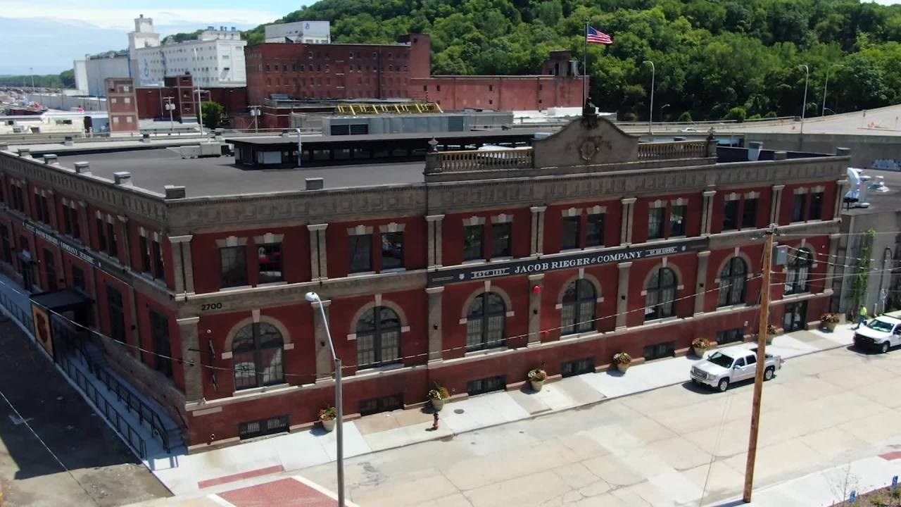 Oldest Kansas City distillery inside century-old KC brewery