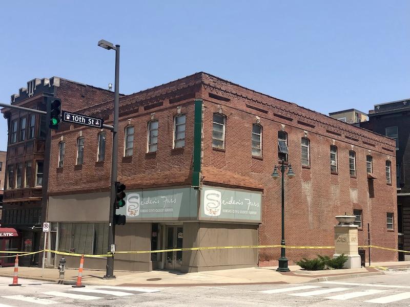 One of Downtown's Older Buildings Declared Dangerous – CitySceneKC