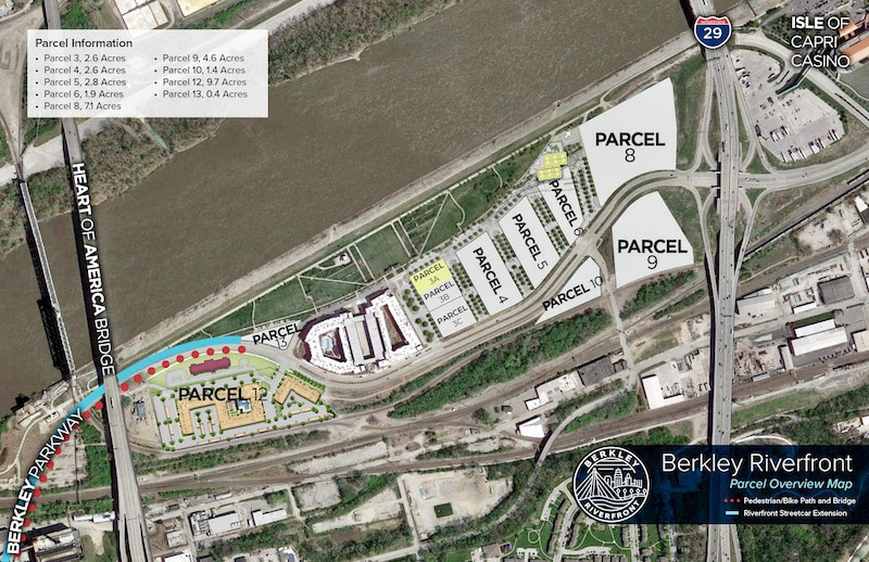 Riverfront Soccer, Office and Training Complex Proposed – CitySceneKC