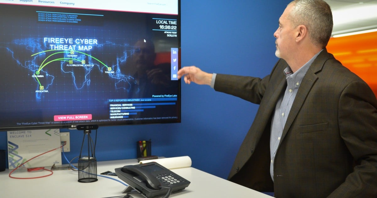 As More Ransomware Attacks Hit, Kansas City Companies Step Up | KCUR 89.3