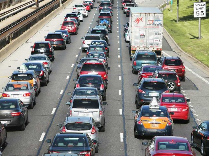 Data show traffic fatalities rose in 2020