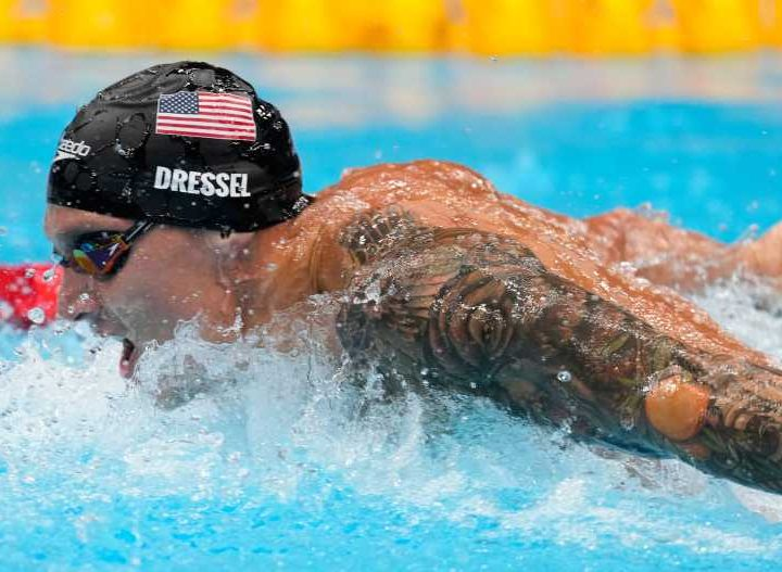 Here's what you missed from swimming, track & field and more